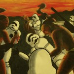 The Inevitable Defeat of the Storm Troopers by Keetoowah Warriors by Joseph Erb